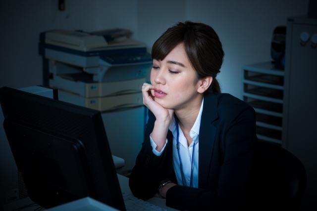 仕事のストレスで限界を感じた時の対処方法は?