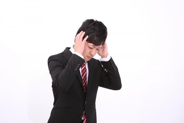 営業職のストレス6選!ストレスでうつ病になる前に転職する